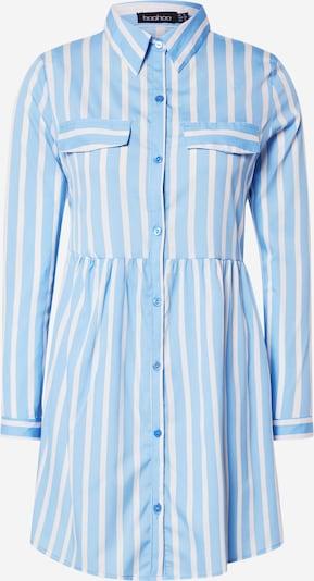 Boohoo Košilové šaty - světlemodrá, Produkt