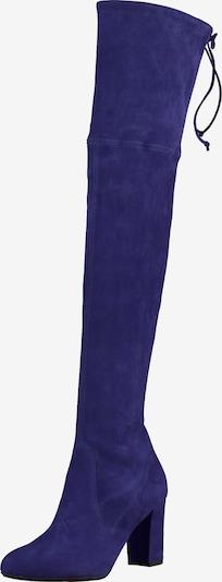 PETER KAISER Stiefel in violettblau, Produktansicht