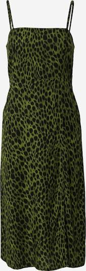 Motel Kleid 'Kaoya' in khaki, Produktansicht
