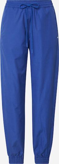 Sportmax Code Broek 'AFRO' in de kleur Blauw, Productweergave