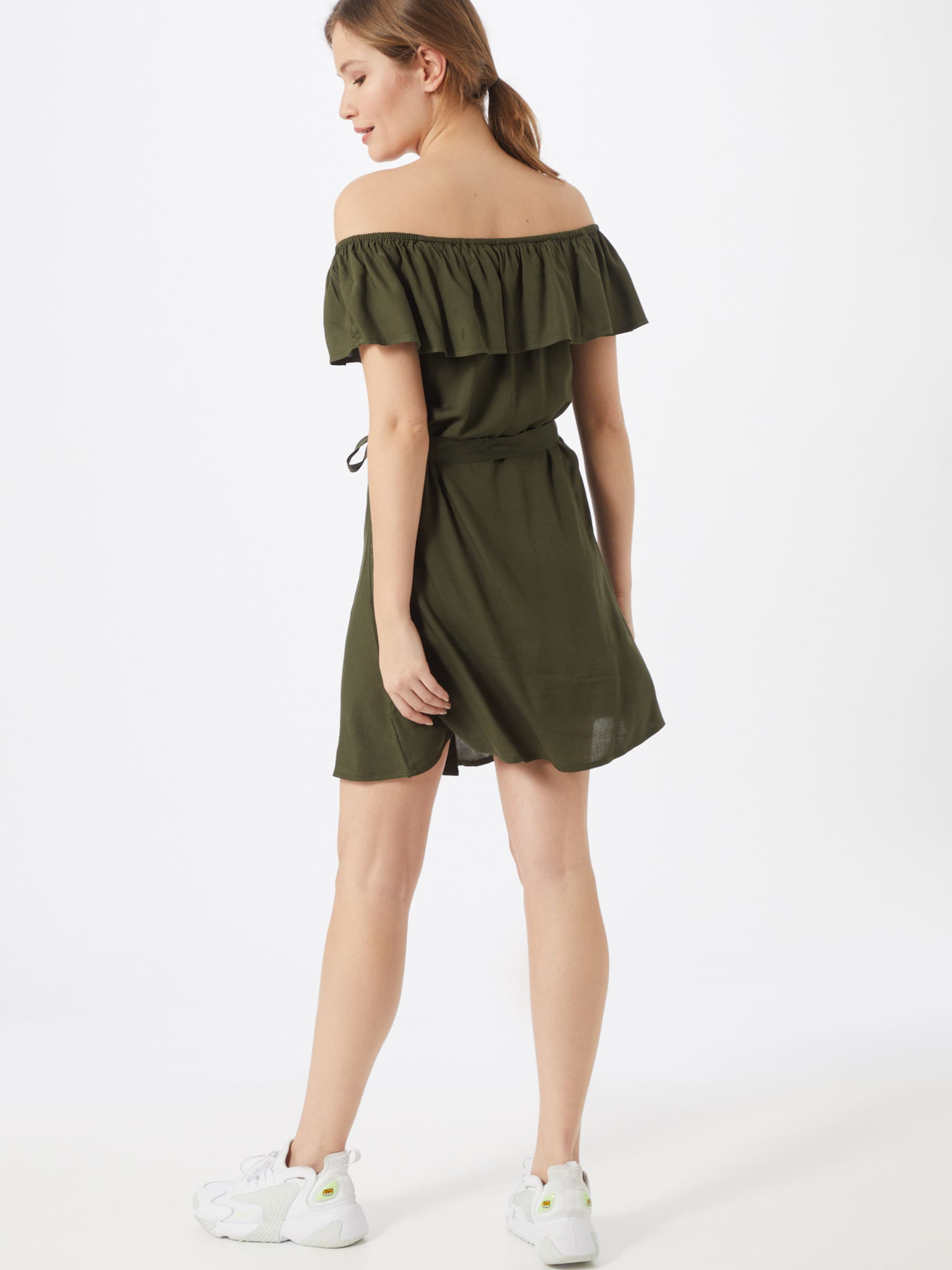 ABOUT YOU Kleid 'Suzi' in khaki