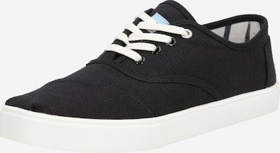 TOMS Sneaker in schwarz: Frontalansicht