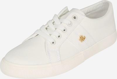 Lauren Ralph Lauren Sneakers laag 'JANSON II-NE-SNEAKERS-VULC' in de kleur Wit, Productweergave