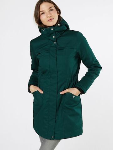 modström Zimný kabát 'Frida' - Želená