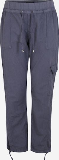 Zizzi Cargobroek 'JHAPPY' in de kleur Nachtblauw, Productweergave