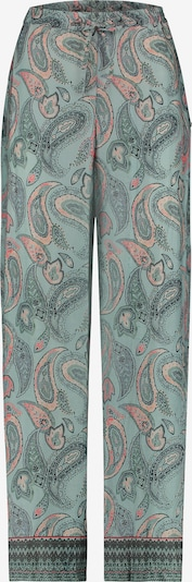 Loom&Lace Palazzohose mit Paisley-Druck in mint, Produktansicht