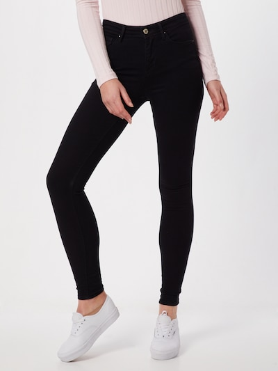 ONLY Jeans 'ONLIDA' in black denim, Modelansicht
