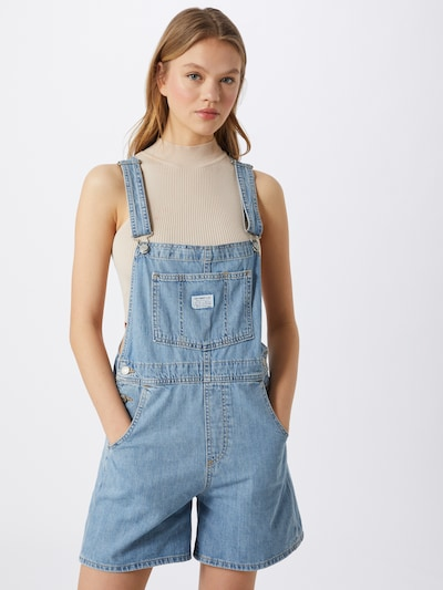 LEVI'S Overal 'Vintage Shortall' - modrá denim, Model/-ka