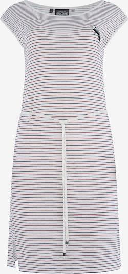 mazine Kleid 'Kelsey' in blau / weiß, Produktansicht