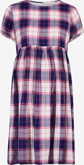 Esprit Maternity Kleid in dunkelblau / pink / weiß, Produktansicht
