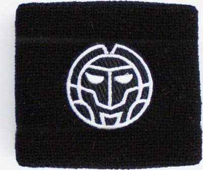 BIDI BADU Schweißband 'Paige' in schwarz / weiß, Produktansicht