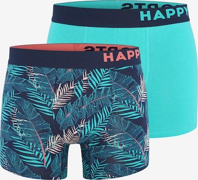 Happy Shorts Retroshorts ' Trunks ' in hellblau, Produktansicht