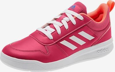 ADIDAS PERFORMANCE Sportschuh 'Tensaur K' in pink / weiß, Produktansicht