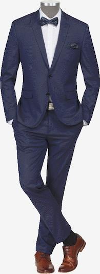 BRUNO BANANI Anzug 4-teilig in marine, Produktansicht