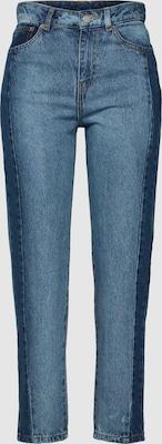 Dr. Denim Jeans 'Pepper' in Blauw denim