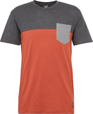 Iriedaily T-Shirt 'Block Pocket 2 Tee'