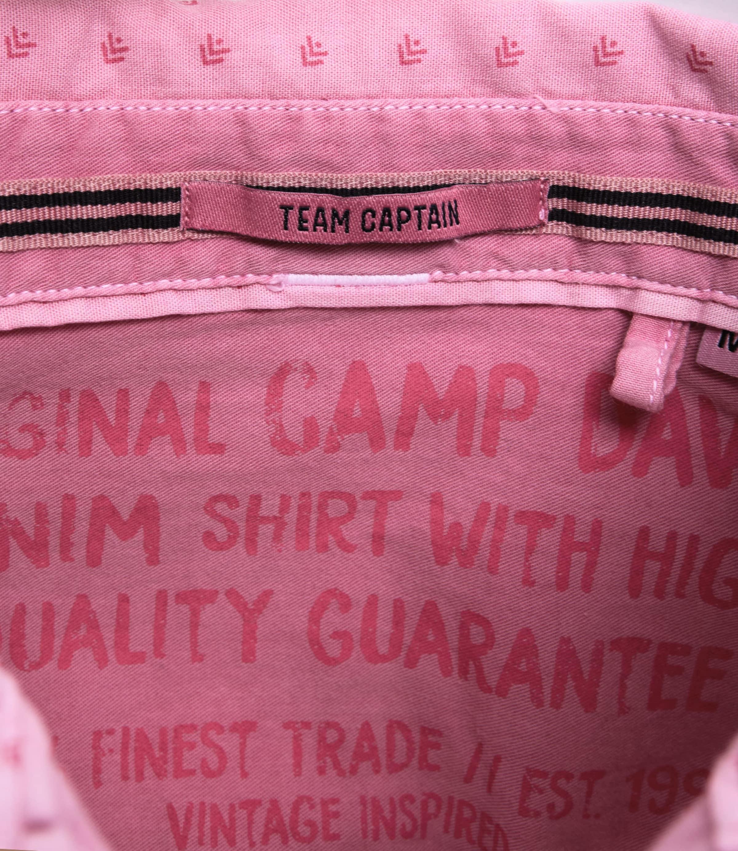PinkHellpink David Hemd Hemd David Camp Camp In 53RL4Aj