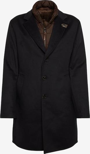 JOOP! Mantel in dunkelblau / braun, Produktansicht
