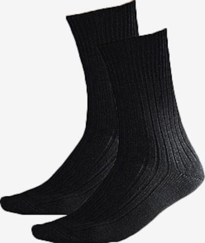 HIS JEANS Socken für Sie & Ihn 8 Paar in der Geschenkdose in schwarz, Produktansicht