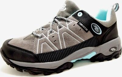 Brütting Lage schoen in de kleur Grijs / Antraciet, Productweergave