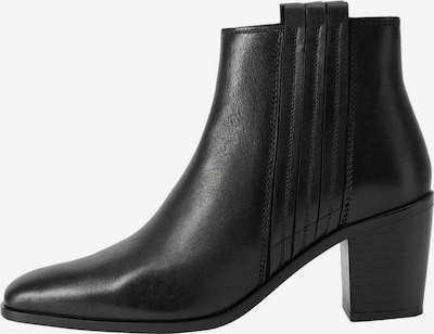 MANGO Chelsea boty 'Desert' - černá, Produkt
