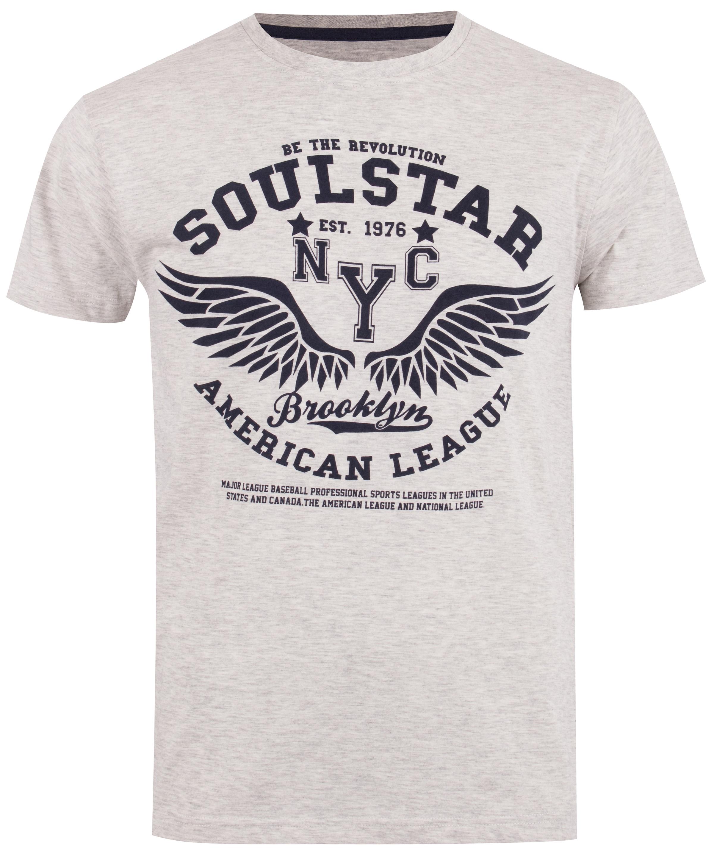 Footlocker Finish Online Verkauf Exklusiv SOULSTAR T-Shirt d96uW