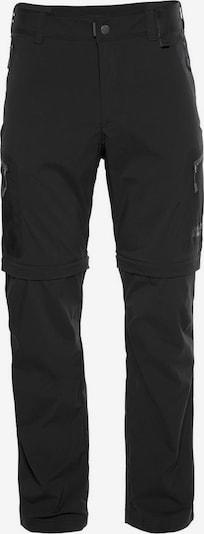 JACK WOLFSKIN Trekkinghose 'Activate Light' in schwarz, Produktansicht