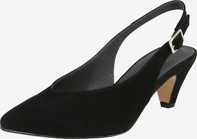 EDITED Cipele s potpeticom i otvorenom petom 'Mirabelle' u crna, Pregled proizvoda
