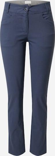CRAGHOPPERS Spodnie outdoor 'NosiLife Clara' w kolorze ciemny niebieskim, Podgląd produktu