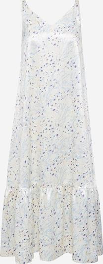 EDITED Robe 'Fabiane' en mélange de couleurs / blanc, Vue avec produit