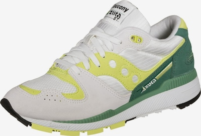 saucony Sneakers ' Azura W ' in Yellow / Green / White, Item view