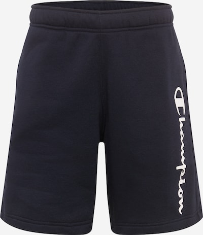 Champion Authentic Athletic Apparel Hose in navy / weiß, Produktansicht