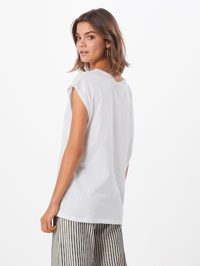 Urban Classics Curvy Shirt in weiß: Rückansicht