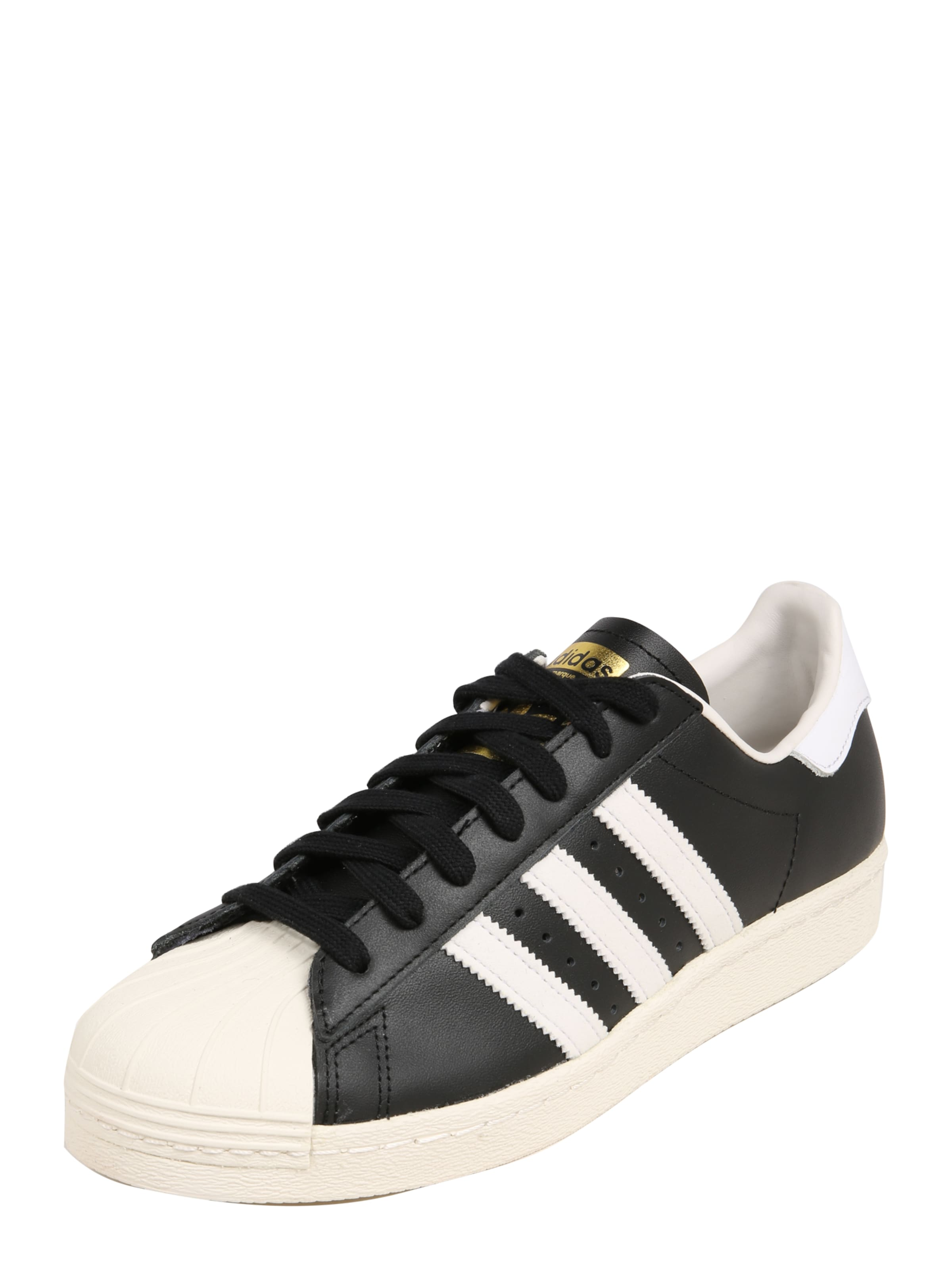 'superstar Sneaker In SchwarzWeiß 80s' Adidas Originals wNOPv80myn