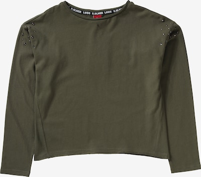 s.Oliver Junior Shirt in khaki, Produktansicht