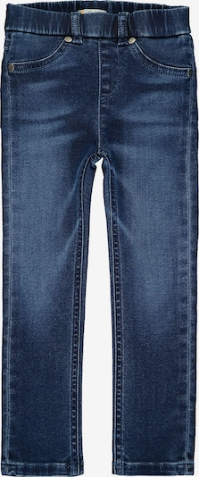 STEIFF Jeggings in blue denim, Produktansicht