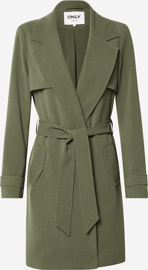 Rudeninis-žieminis paltas 'ONLFANNY-RUNA LIFE L/S COATIGAN PNT' iš ONLY , spalva - žalia, Prekių apžvalga