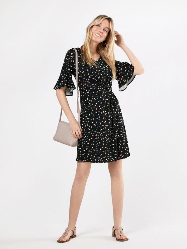 Yumi Jersey Dress With Knot