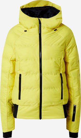 BRUNOTTI Sportska jakna 'Firecrown FW2021' u žuta / crna, Pregled proizvoda
