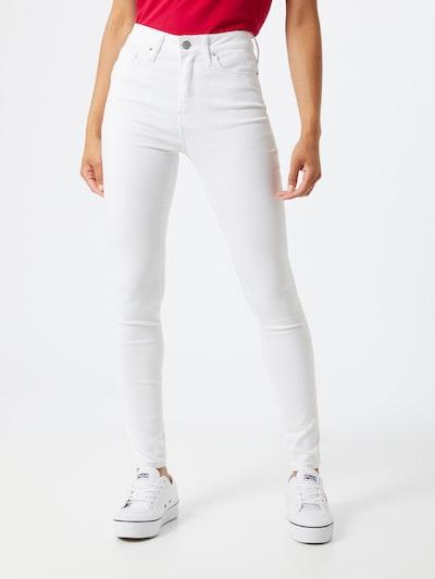 TOMMY HILFIGER Jeans 'Harlem' in weiß, Modelansicht