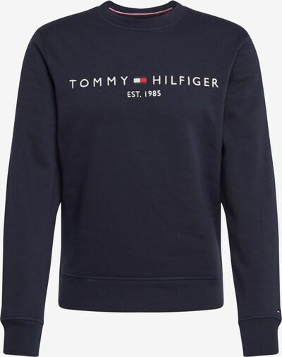 TOMMY HILFIGER Sweatshirts 'TOMMY LOGO SWEATSHIRT' in dunkelblau, Produktansicht