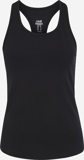 Casall Sport-Top in schwarz, Produktansicht