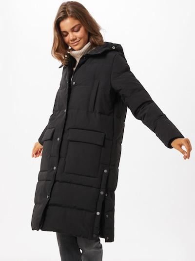 SELECTED FEMME Mantel in schwarz, Modelansicht