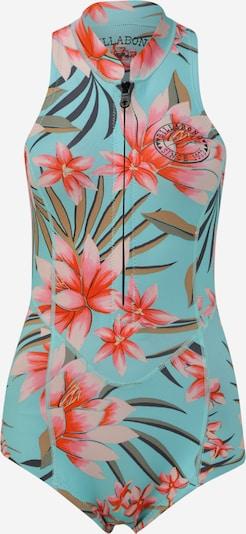 világoskék / khaki / rózsaszín BILLABONG Neoprén ruhák 'salty dayz', Termék nézet