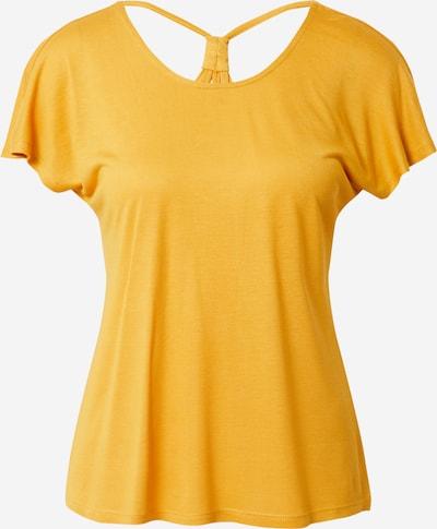 ONLY Shirt 'CARRIE' in goldgelb, Produktansicht