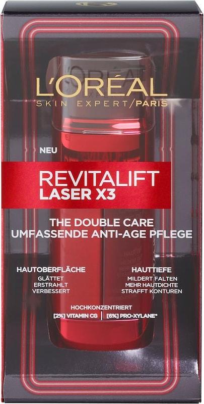 L'Oréal Paris 'RevitaLift Laser X3 Double Care Serum' Gesichtspflege