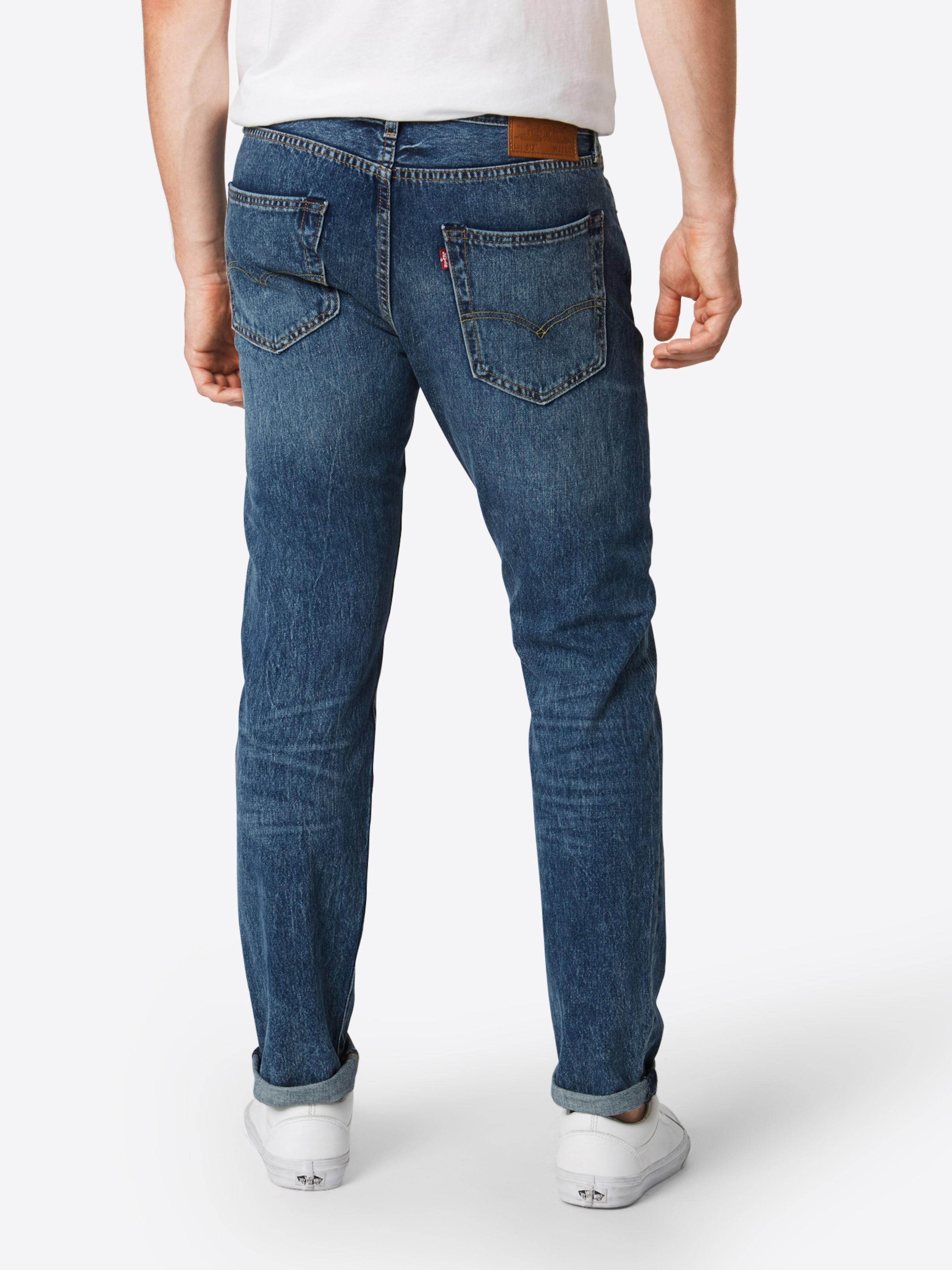 Denim Bleu Bleu Bleu '512�En Levi's Denim Levi's '512�En Jean Levi's '512�En Jean Jean w8PkN0XnO