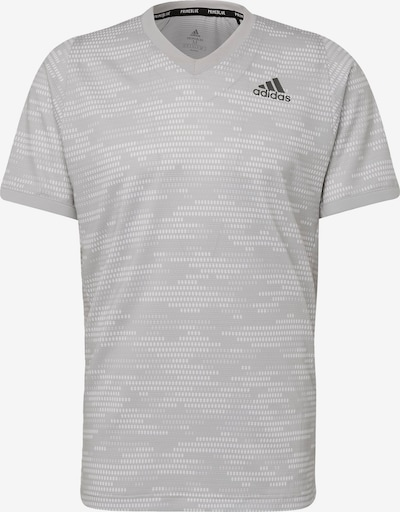 ADIDAS PERFORMANCE Functioneel shirt in de kleur Grijs / Lichtgrijs, Productweergave