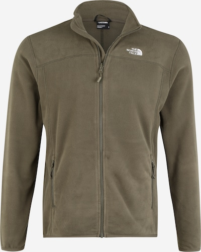 THE NORTH FACE Funktionele fleece-jas '100 Glacier' in de kleur Kaki, Productweergave