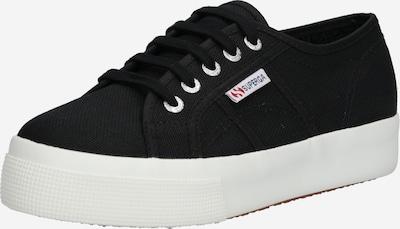 SUPERGA Sneaker in schwarz, Produktansicht